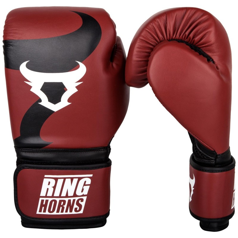 Ringhorns Rękawice bokserskie Charger Czerwone