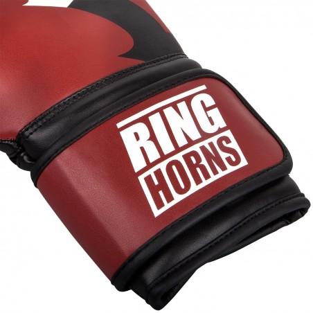Ringhorns Rękawice bokserskie Charger Czerwone 3