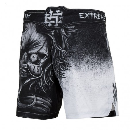 Extreme Hobby Spodenki MMA Athletic Psycho Clown 2