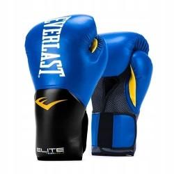 Everlast Rękawice bokserskie Pro Style Elite 2 Niebieskie 1