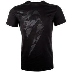 Venum T-shirt Tecmo Giant Czarny/Czarny 1