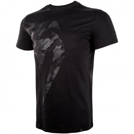 Venum T-shirt Tecmo Giant Czarny/Czarny 2