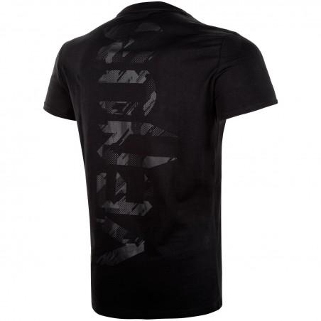 Venum T-shirt Tecmo Giant Czarny/Czarny 3