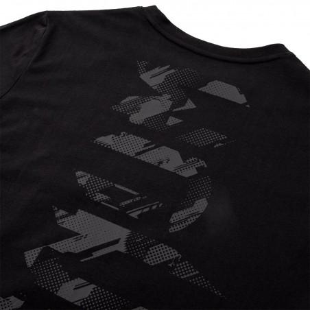 Venum T-shirt Tecmo Giant Czarny/Czarny 6