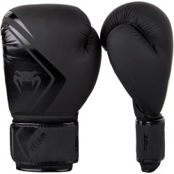 Venum Rękawice bokserskie Contender 2.0 Czarne/Czarne 1