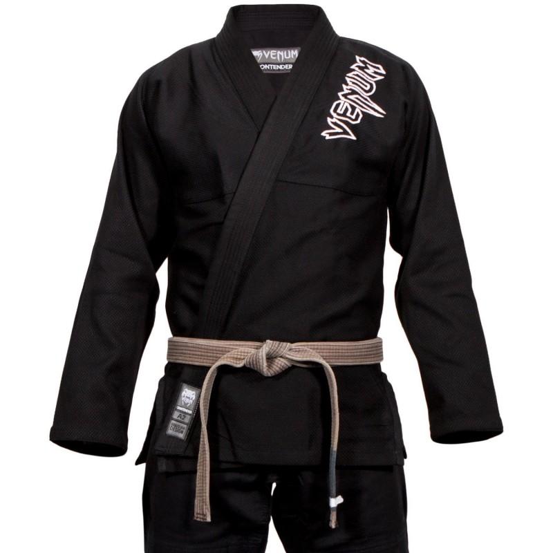 Venum Kimono/Gi BJJ Contender 2.0 Czarne