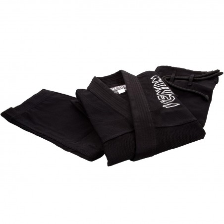 Venum Kimono/Gi BJJ Contender 2.0 Czarne 2