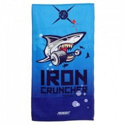 Poundout Ręcznik frotte Iron Cruncher 1