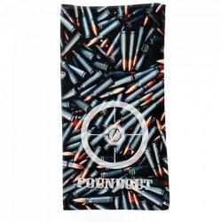 Poundout Ręcznik frotte Bulletproof 1