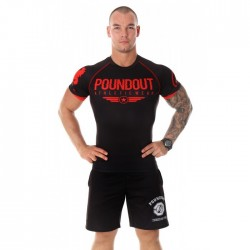 Poundout Rashguard Anabolic Chicken 1