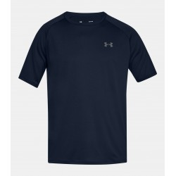 Under Armour HeatGear Tech Tee 2.0 Czarny 2 1