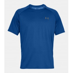 Under Armour HeatGear Tech Tee 2.0 Niebieski 1