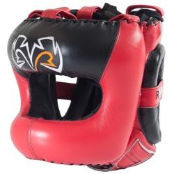 Rival Kask Bokserski RHGFS3 Face-Saver Czerwony 1