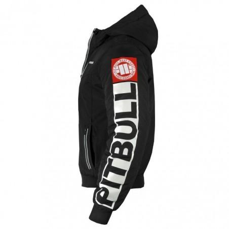 Pit Bull Kurtka Cabrillo III Czarna 3
