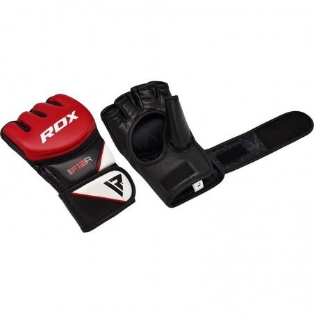 RDX Rękawice do MMA GGRF-12 Czerwone 2
