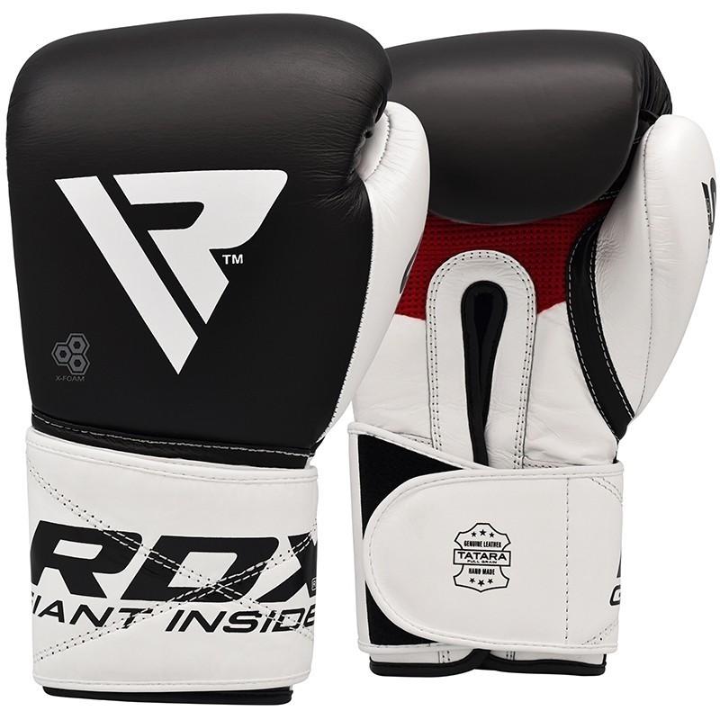 RDX Rękawice bokserskie S5 Czarne