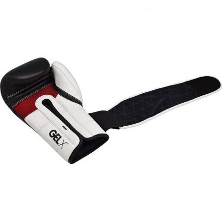 RDX Rękawice bokserskie S5 Czarne 2