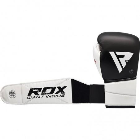 RDX Rękawice bokserskie S5 Czarne 3