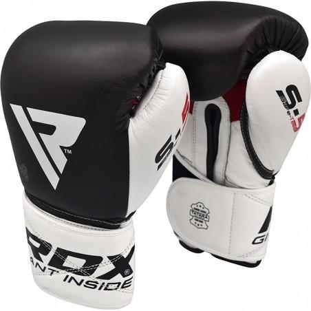 RDX Rękawice bokserskie S5 Czarne 5