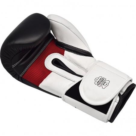 RDX Rękawice bokserskie S5 Czarne 8