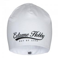 Extreme Hobby Czapka Tail Biała 1