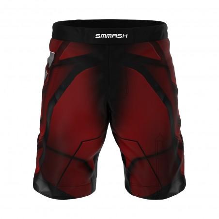 Smmash Spodenki MMA Red Warrior 5