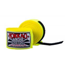 Yokkao Bandaże bokserskie Żółte 1