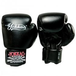 Yokkao Rękawice bokserskie Vertigo Czarne 1