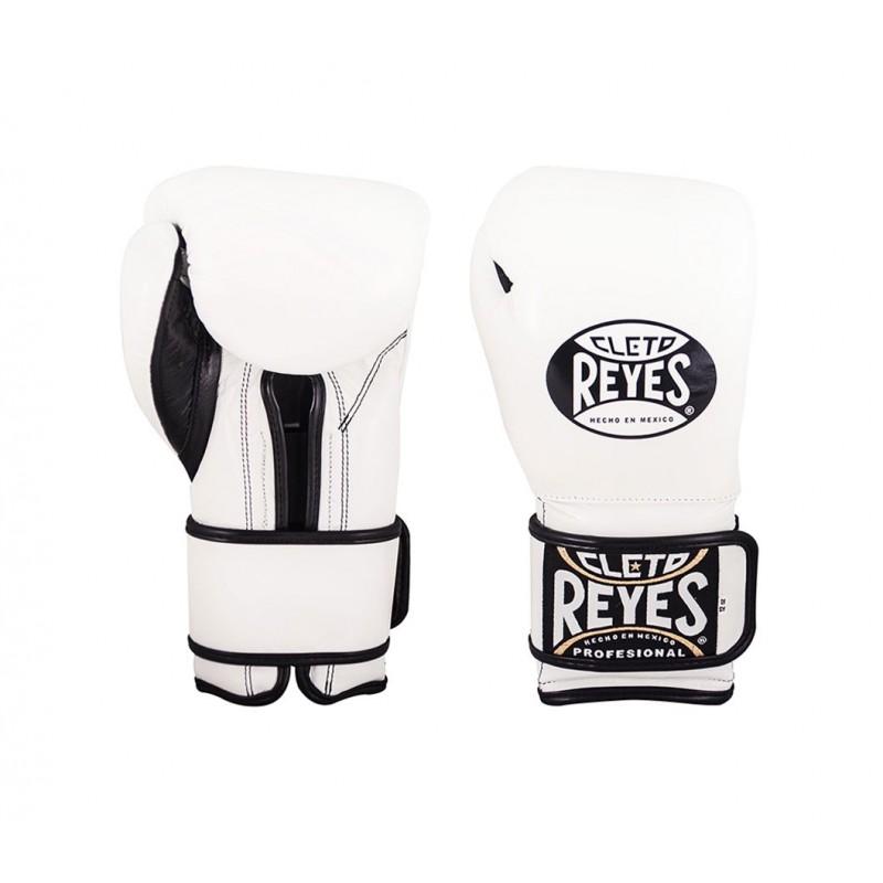 Cleto Reyes Rękawice Bokserskie Training Białe