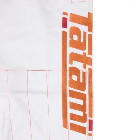 Tatami Kimono/Gi Estilo 6.0 Białe/Pomarańczowe 18