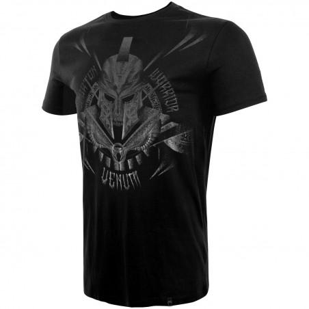 Venum T-shirt Gladiator 3.0 Czarny/Czarny 2