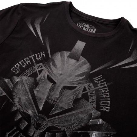 Venum T-shirt Gladiator 3.0 Czarny/Czarny 4