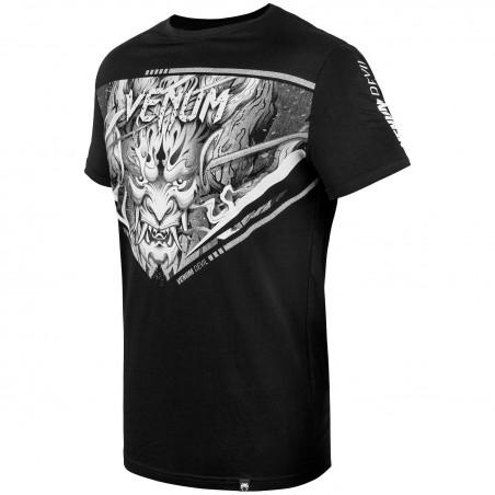Venum T-shirt Devil Czarny 2