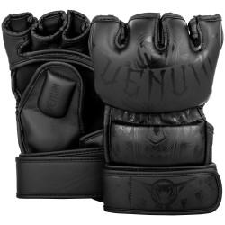 Venum Rękawice do MMA Gladiator 3.0 Czarne/Czarne 1