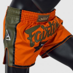 Fairtex Spodenki Muay-Thai BS1705 1