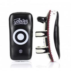 Fairtex Tarcze Pao KPLC3 Czarne/Białe 1