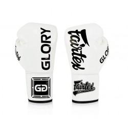 Fairtex Rękawice Bokserskie BGLG1 Białe 1