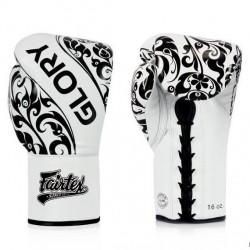 Fairtex Rękawice Bokserskie BGLG2 Białe 1