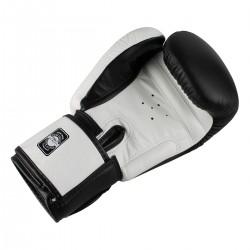 Twins Rękawice bokserskie BGVL-3 Czarne/Białe 1