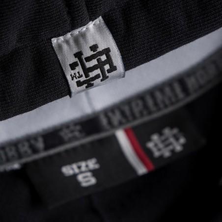 Extreme Hobby Bluza z kapturem rozpinana Naughty Society Czarna 5