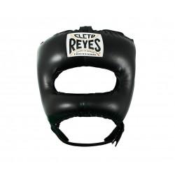 Cleto Reyes Kask Bokserski z Ochroną Nosa Pointed Czarny 1