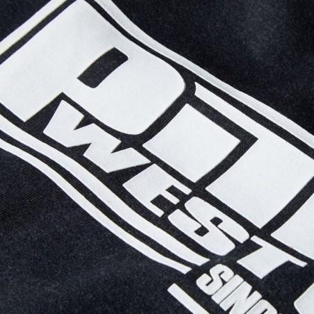 Pit Bull Bluza z kapturem Classic Boxing 18 Grafitowa 4