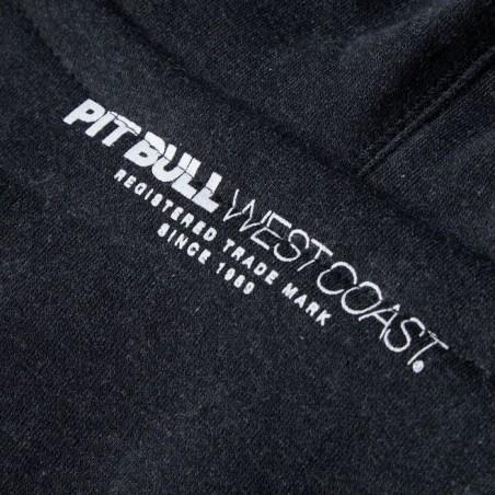 Pit Bull Bluza z kapturem Classic Boxing 18 Grafitowa 8