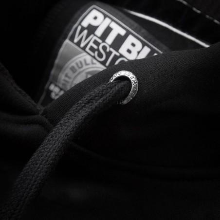 Pit Bull Bluza z kapturem Classic Boxing 18 Czarna 3