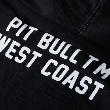 Pit Bull Bluza z kapturem California Flag Czarna 5