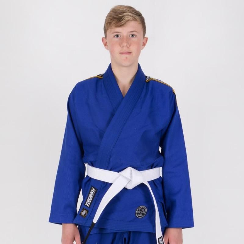 Tatami Kimono/Gi do BJJ dla Dzieci Nova Absolute Niebieskie