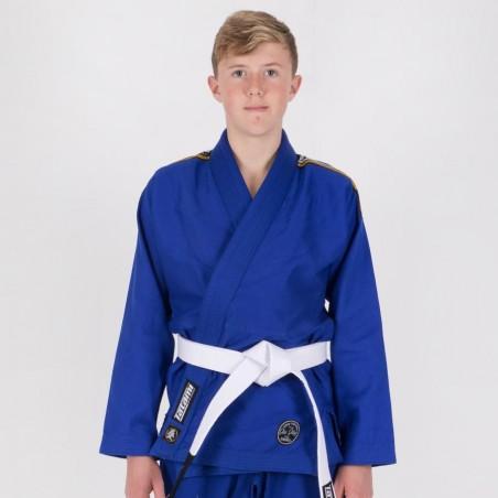 Tatami Kimono/Gi do BJJ dla Dzieci Nova Absolute Niebieskie 1