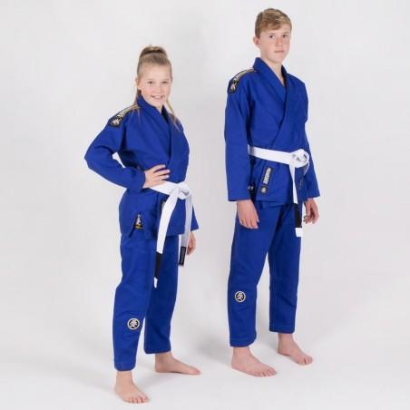 Tatami Kimono/Gi do BJJ dla Dzieci Nova Absolute Niebieskie 2