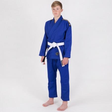 Tatami Kimono/Gi do BJJ dla Dzieci Nova Absolute Niebieskie 3