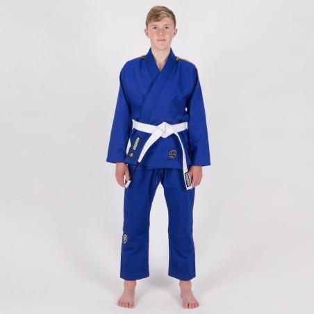 Tatami Kimono/Gi do BJJ dla Dzieci Nova Absolute Niebieskie 4